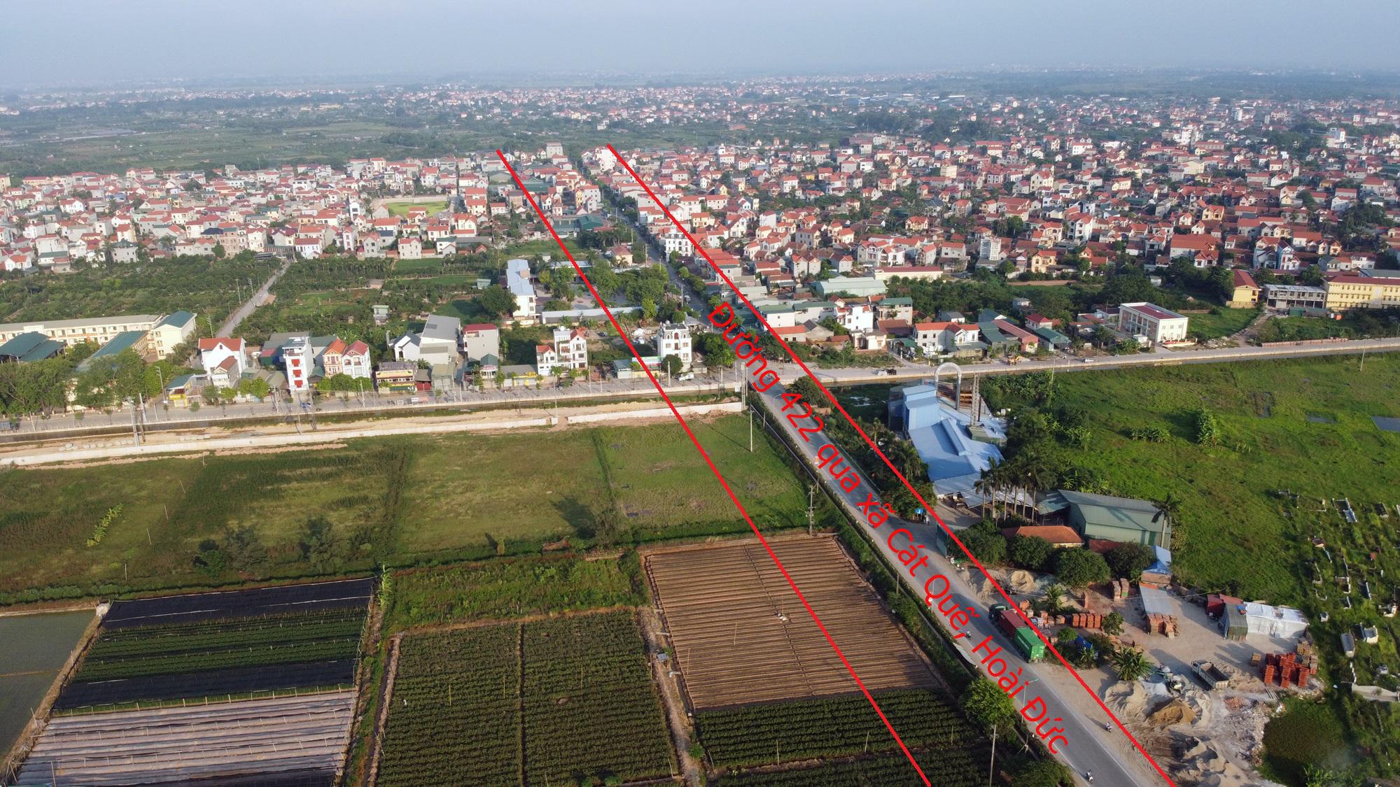 Trục đường Hồ Tây - Ba Vì qua Hòa Lạc sẽ mở theo qui hoạch: Toàn cảnh đoạn Vành đai 4 đến đường Hòa Lạc - Hòa Bình - Ảnh 3.