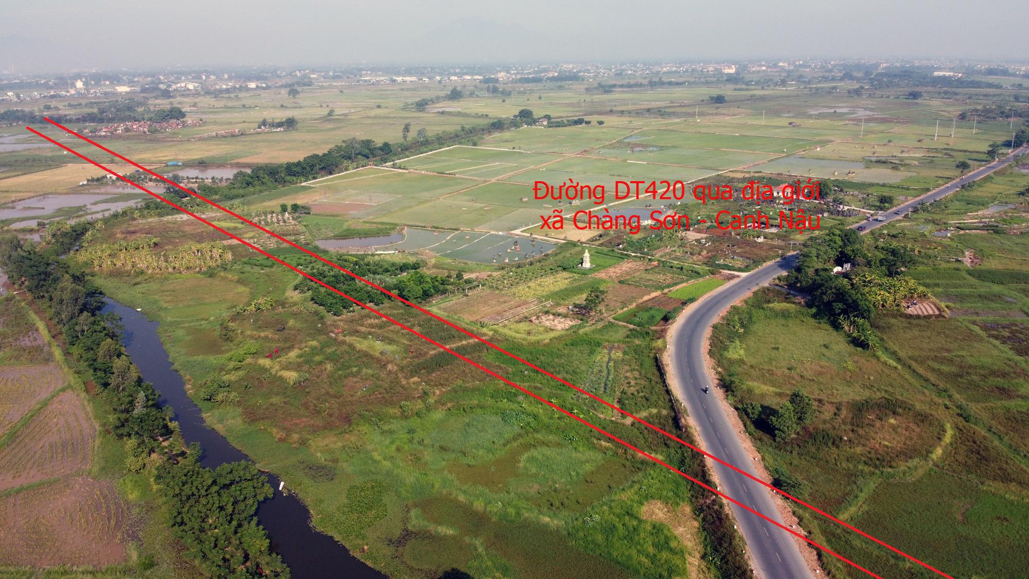 Trục đường Hồ Tây - Ba Vì qua Hòa Lạc sẽ mở theo qui hoạch: Toàn cảnh đoạn Vành đai 4 đến đường Hòa Lạc - Hòa Bình - Ảnh 12.