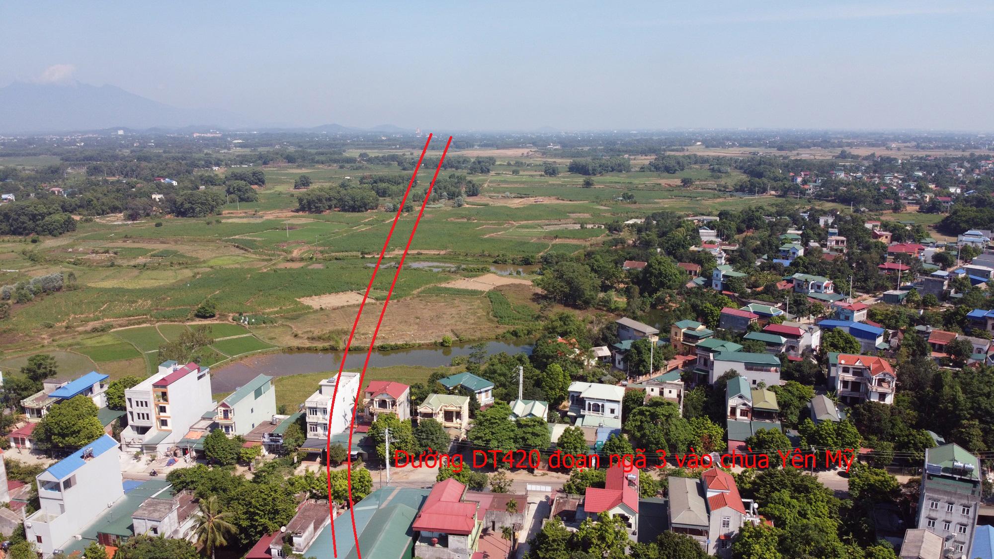 Trục đường Hồ Tây - Ba Vì qua Hòa Lạc sẽ mở theo qui hoạch: Toàn cảnh đoạn Vành đai 4 đến đường Hòa Lạc - Hòa Bình - Ảnh 16.