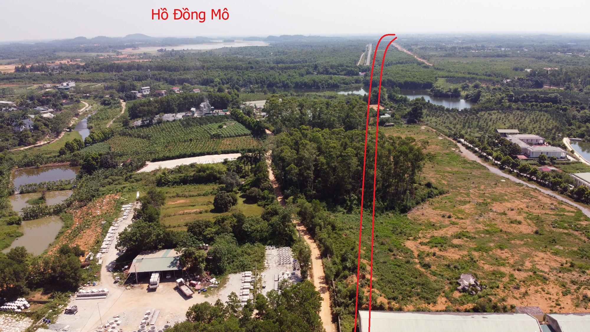 Trục đường Hồ Tây - Ba Vì qua Hòa Lạc sẽ mở theo qui hoạch: Toàn cảnh đoạn Vành đai 4 đến đường Hòa Lạc - Hòa Bình - Ảnh 20.