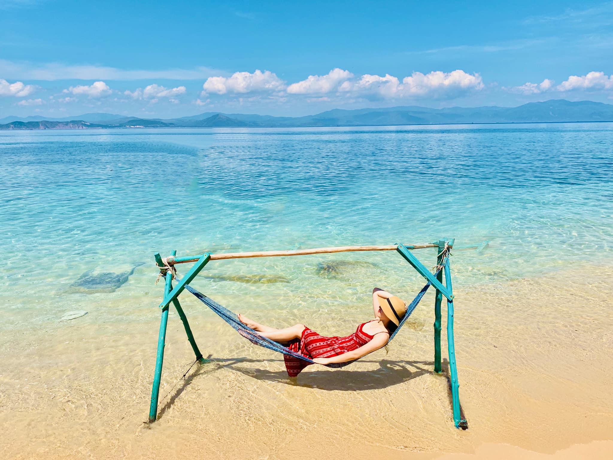 Du lịch Cù Lao Xanh Quy Nhơn - Khám phá 'đường đi nước bước' chi tiết trong mùa hè này - Ảnh 2.