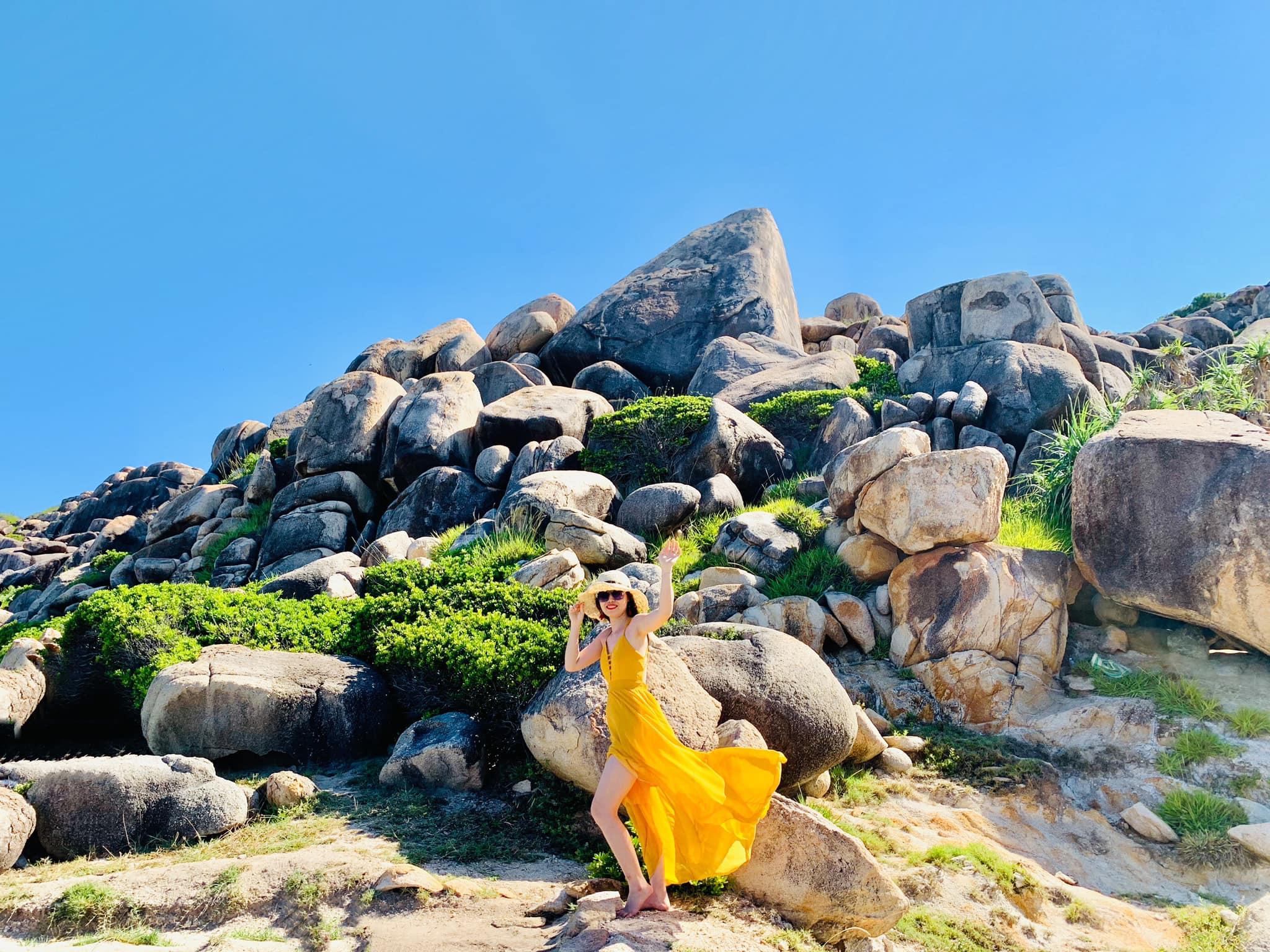 Du lịch Cù Lao Xanh Quy Nhơn - Khám phá 'đường đi nước bước' chi tiết trong mùa hè này - Ảnh 14.