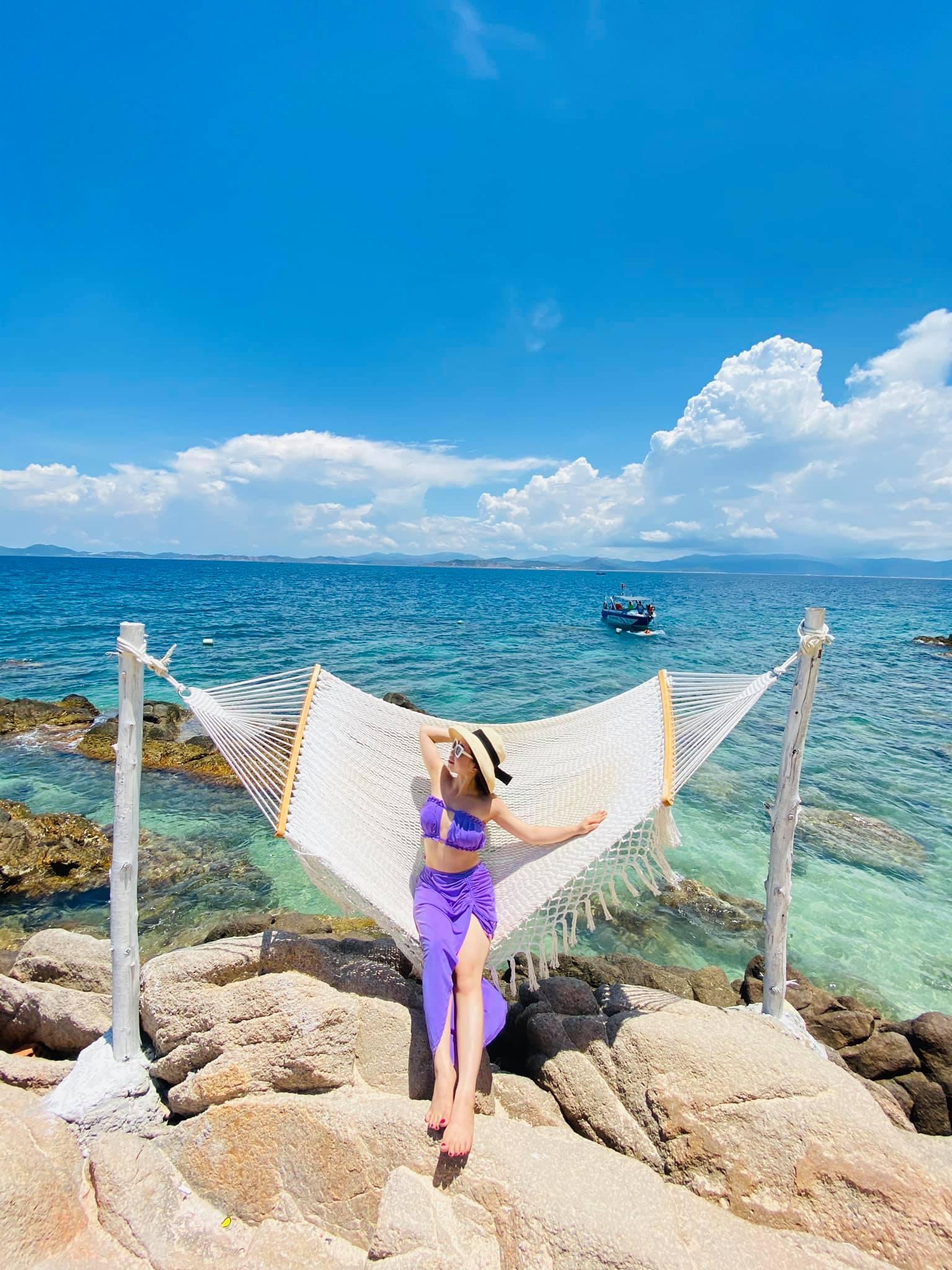 Du lịch Cù Lao Xanh Quy Nhơn - Khám phá 'đường đi nước bước' chi tiết trong mùa hè này - Ảnh 4.