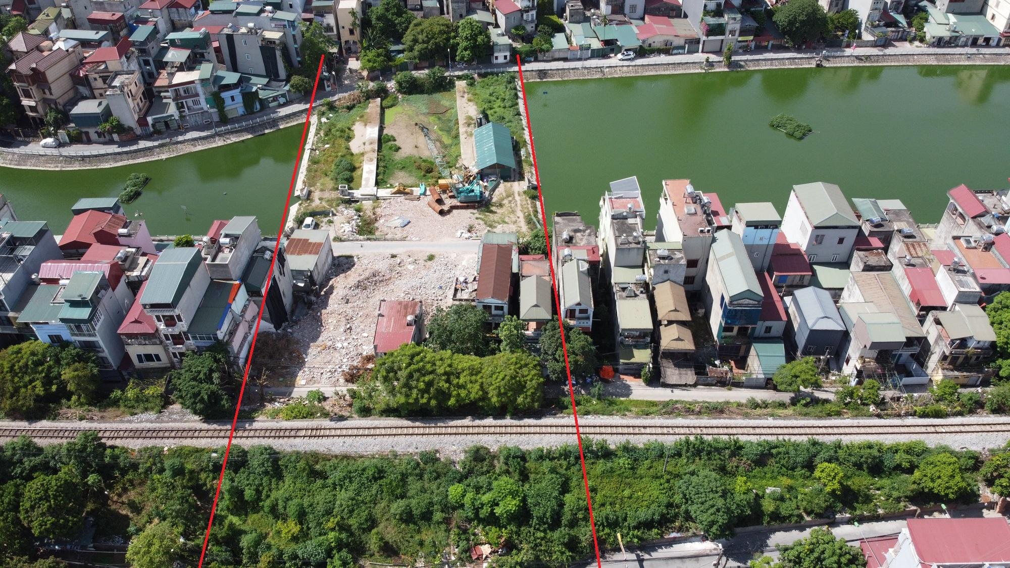 Đường sẽ mở theo qui hoạch ở phường Ngọc Lâm, Long Biên, Hà Nội - Ảnh 3.