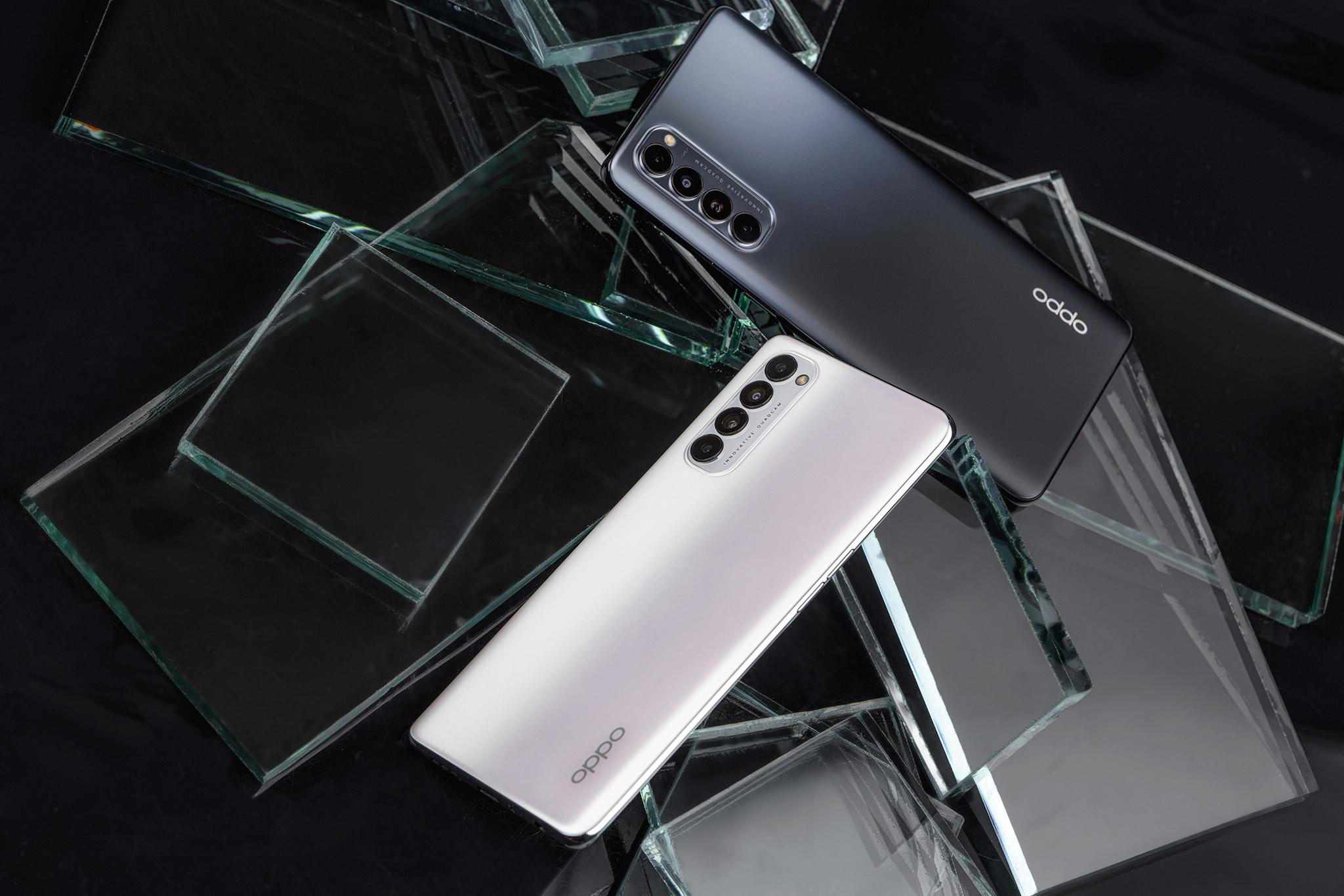 Ngắm Oppo Reno 4 Pro chất từng đường nét, ấn tượng với 4 camera siêu nhạy kèm sạc nhanh siêu tốc - Ảnh 9.