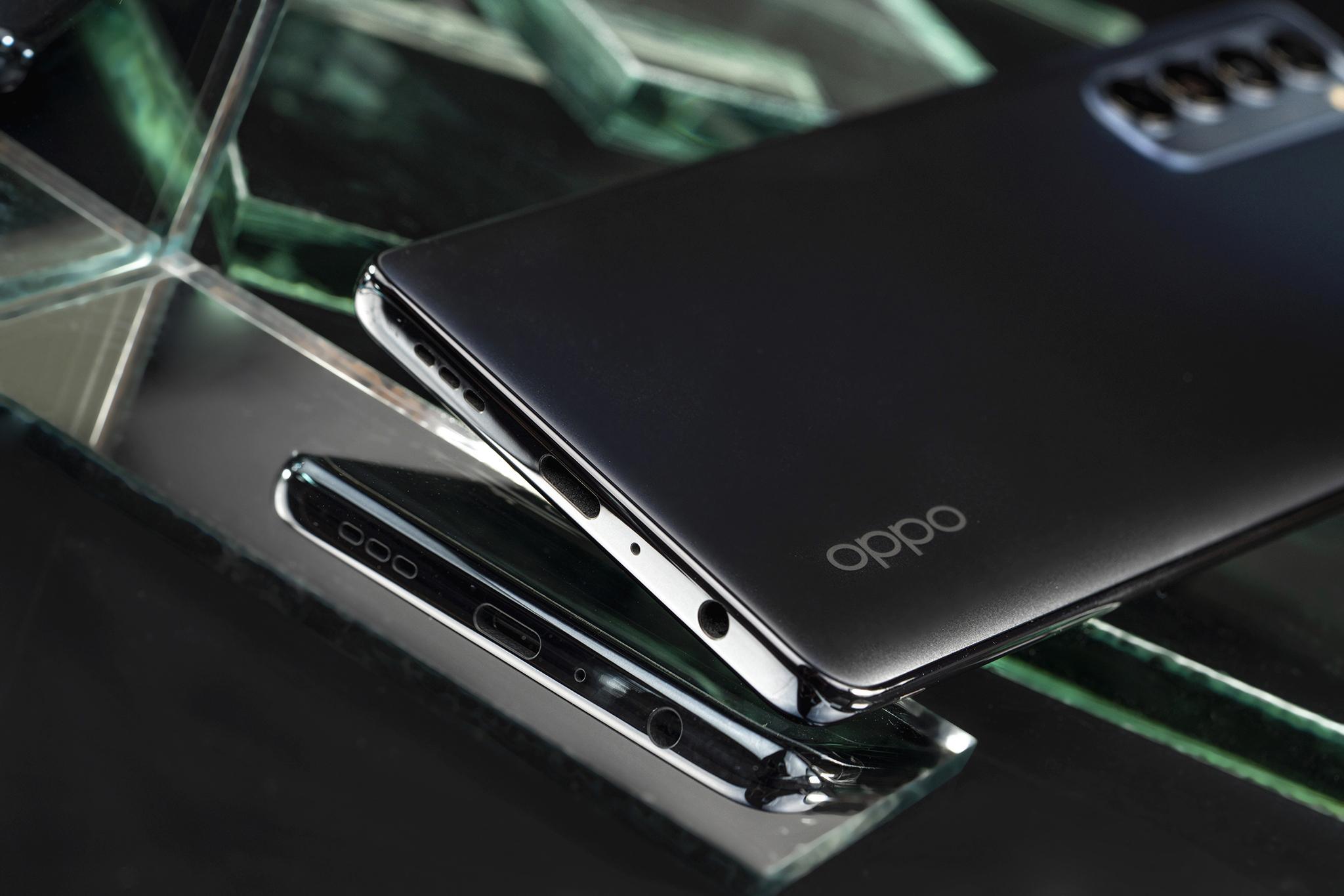 Ngắm Oppo Reno 4 Pro chất từng đường nét, ấn tượng với 4 camera siêu nhạy kèm sạc nhanh siêu tốc - Ảnh 3.