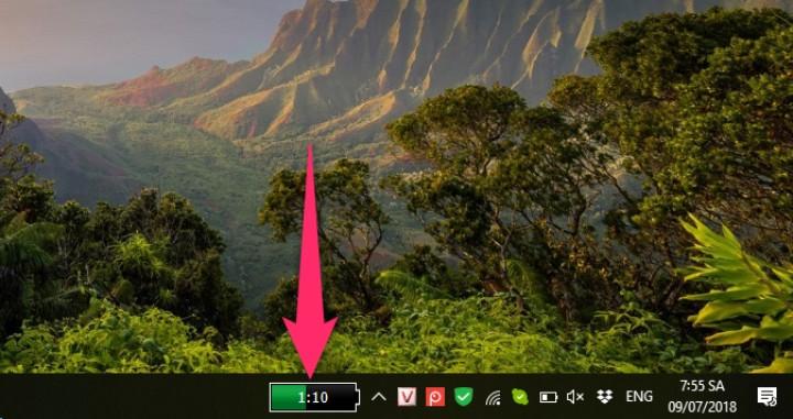 Cách kiểm tra hoạt động pin laptop trên win10 - Ảnh 9.