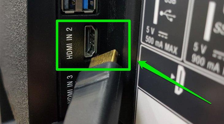 Cách kết nối laptop với tivi - Ảnh 2.