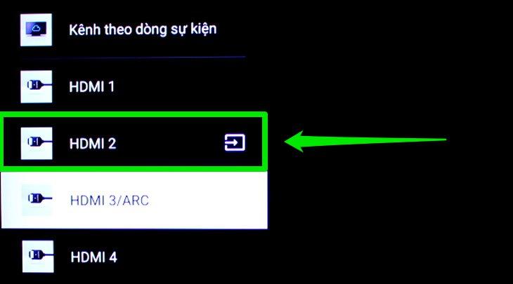 Cách kết nối laptop với tivi - Ảnh 3.