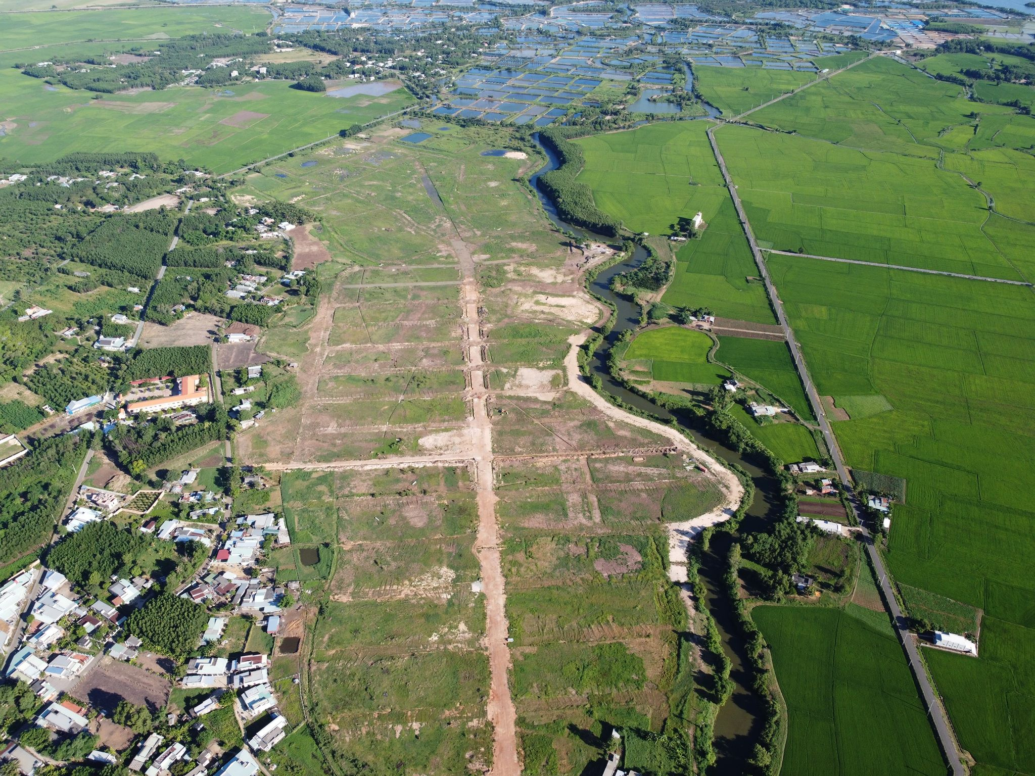 Công an tìm khách hàng mua dự án có dấu hiệu lừa đảo Hồ Tràm Riverside - Ảnh 1.