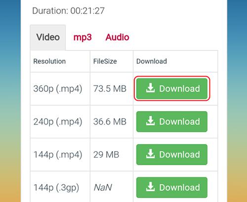 Hướng dẫn tải video trên youtube về điện thoại đơn giản dễ thực hiện - Ảnh 4.