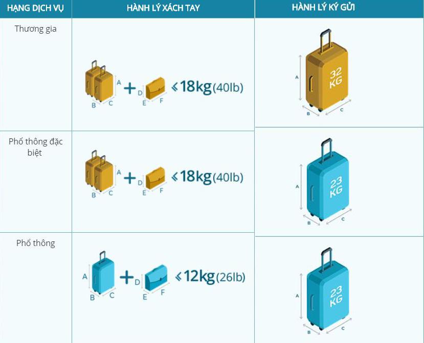 Thủ tục đi máy bay nội địa: Cập nhật thông tin mới nhất từ các hãng hàng không  - Ảnh 3.