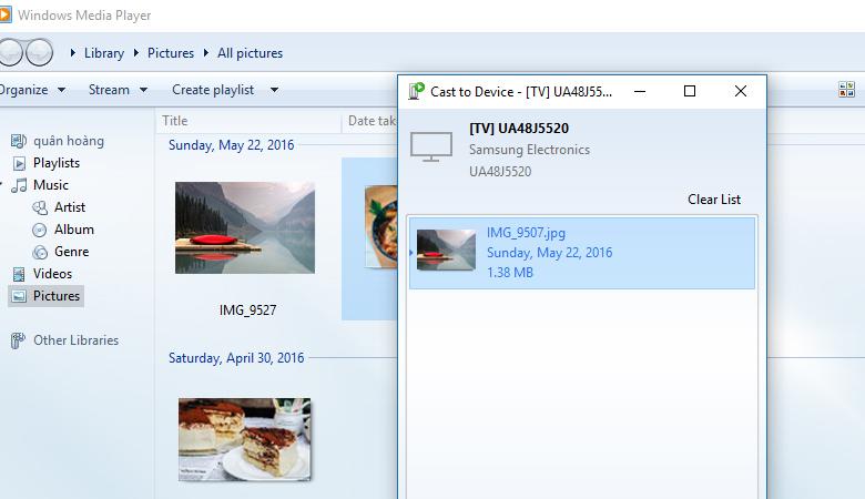 Cách kết nối laptop với tivi - Ảnh 16.