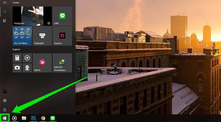Cách kết nối laptop với tivi - Ảnh 7.