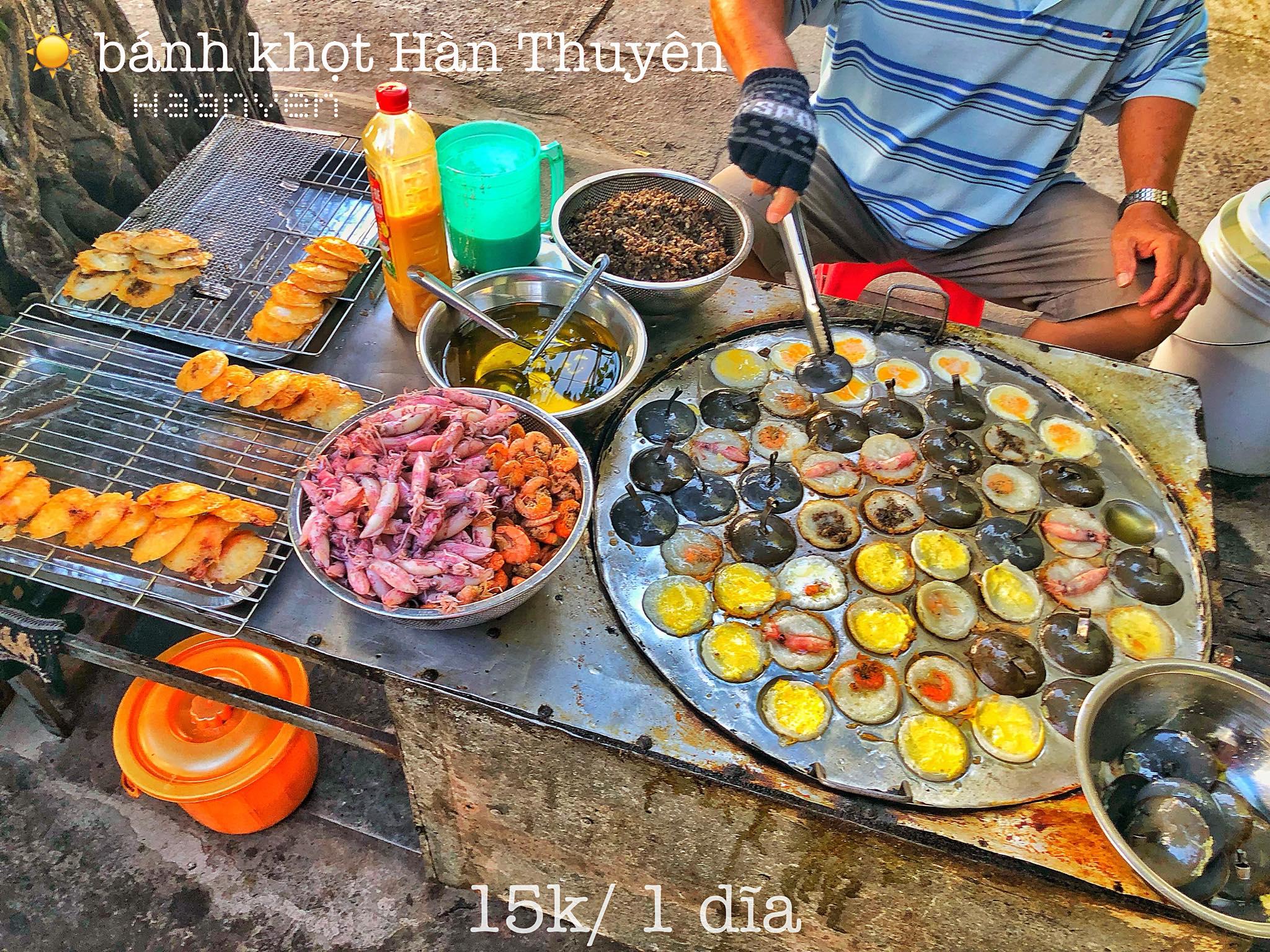 1 ngày ăn gì ở Quy Nhơn thỏa các tiêu chí Ngon - Bổ - Rẻ - Ảnh 2.