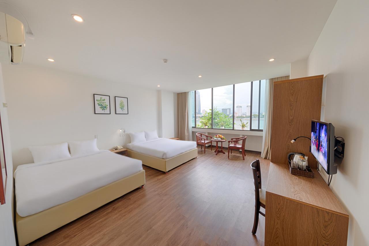 Danh sách 9 khách sạn miễn phí/hỗ trợ giá phòng cho du khách mắc kẹt tại Đà Nẵng - Ảnh 4.