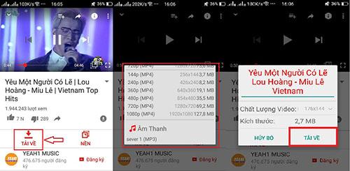 Hướng dẫn tải video trên youtube về điện thoại đơn giản dễ thực hiện - Ảnh 13.
