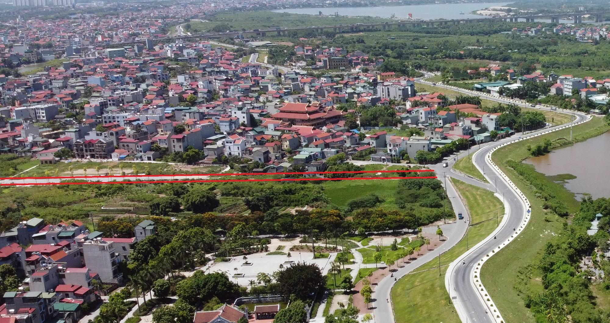 đường sẽ mở theo qui hoạch ở phường Cự Khối, Long Biên, Hà Nội - Ảnh 3.