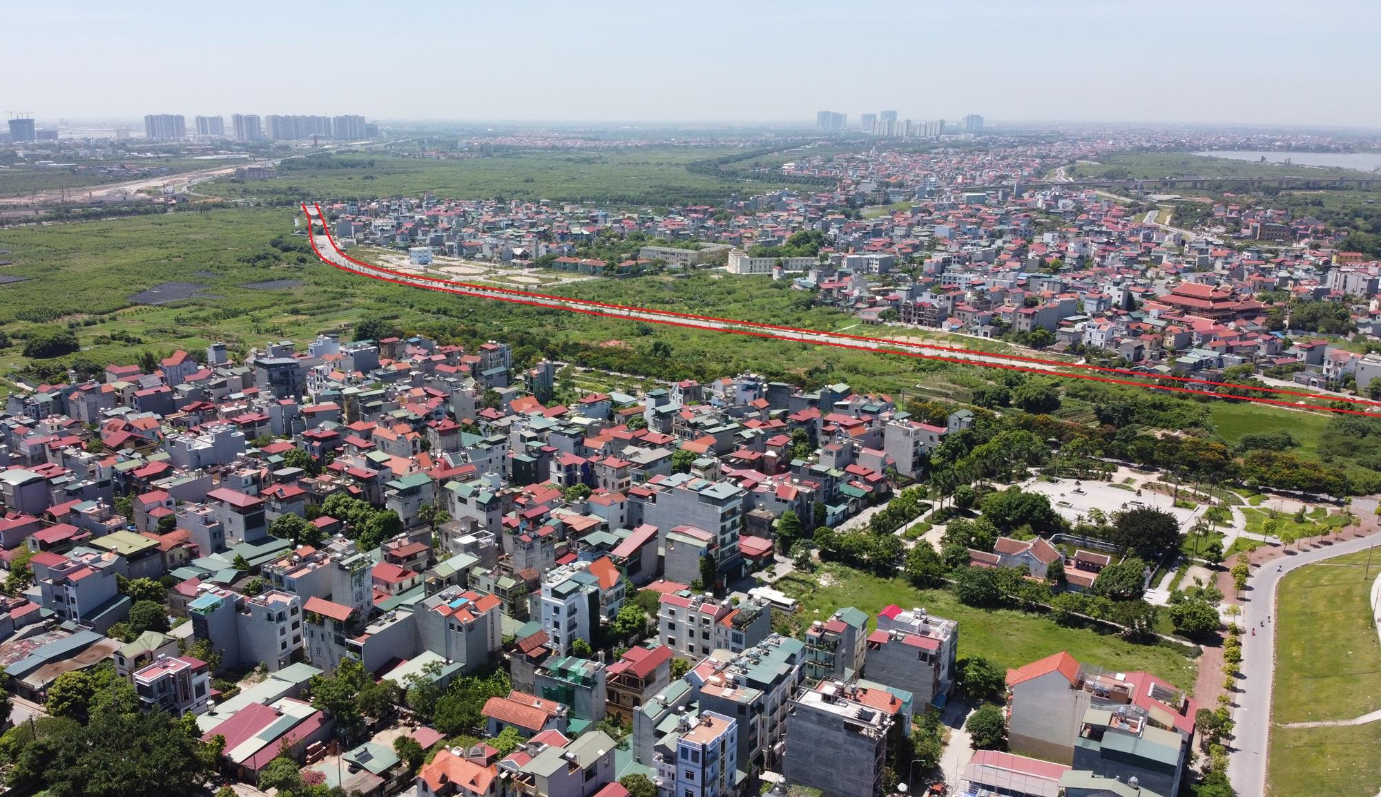 đường sẽ mở theo qui hoạch ở phường Cự Khối, Long Biên, Hà Nội - Ảnh 4.