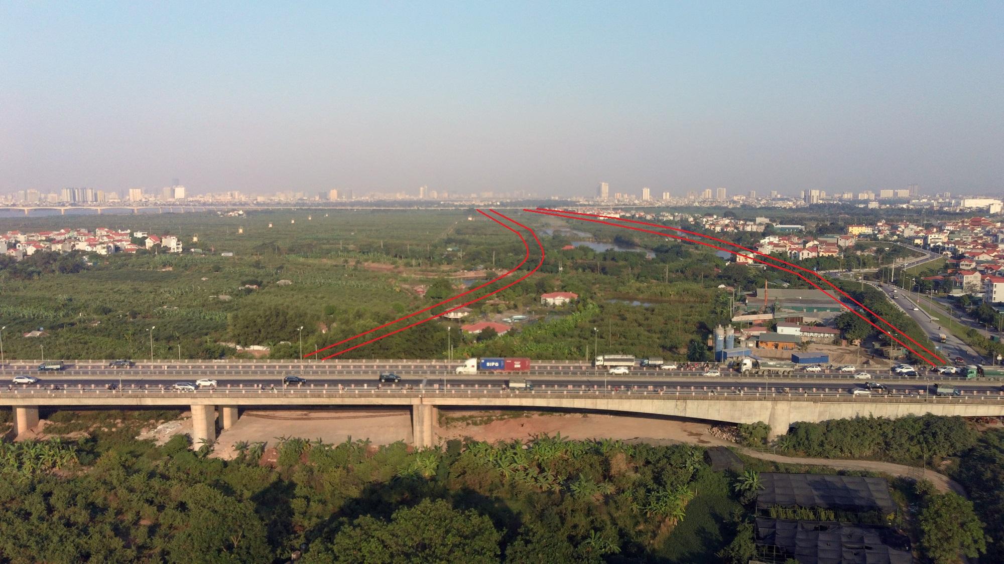 đường sẽ mở theo qui hoạch ở phường Cự Khối, Long Biên, Hà Nội - Ảnh 7.