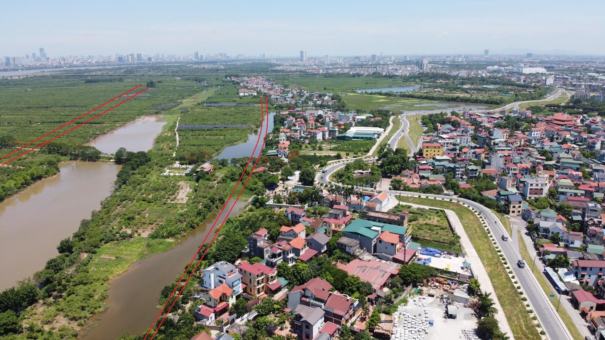 đường sẽ mở theo qui hoạch ở phường Cự Khối, Long Biên, Hà Nội - Ảnh 8.