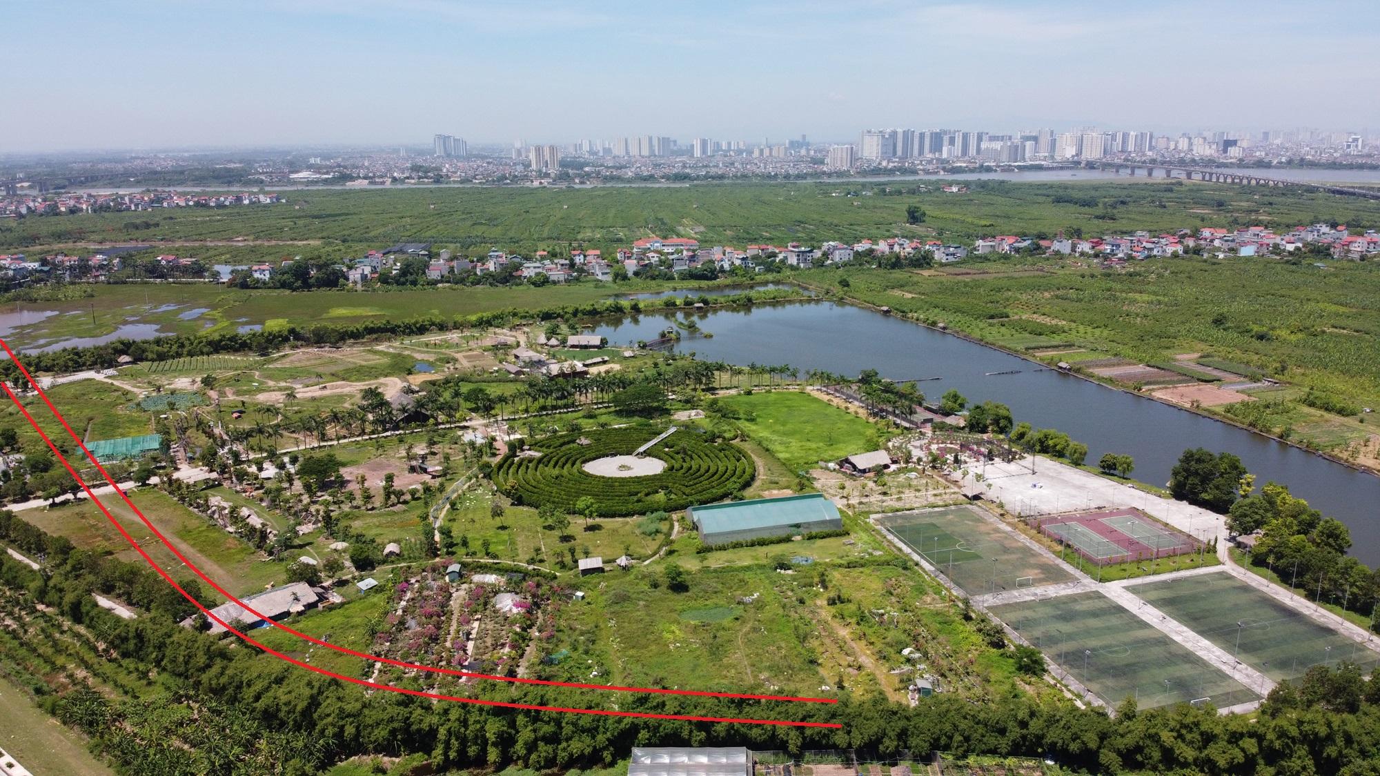 3 đường sẽ mở theo qui hoạch ở phường Cự Khối, Long Biên, Hà Nội - Ảnh 11.