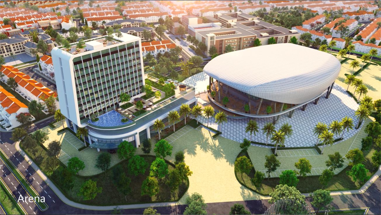 Giá trị sống xanh tại đô thị sinh thái Aqua City - Ảnh 3.
