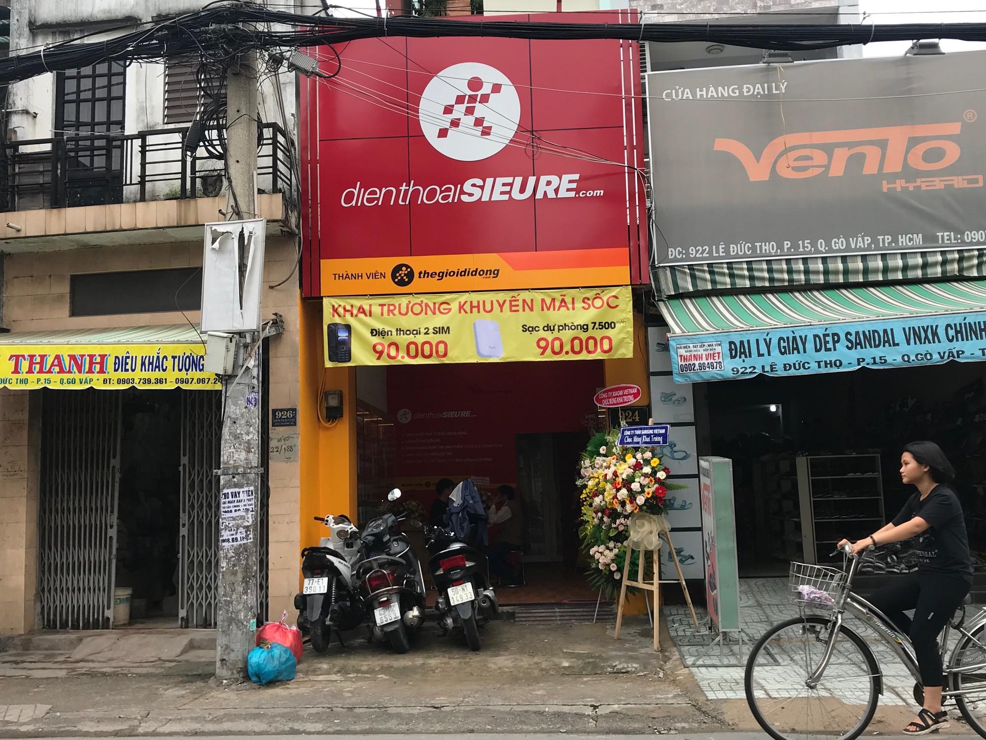Thế Giới Di Động bất ngờ đóng cửa chuỗi cửa hàng Điện Thoại Siêu Rẻ - Ảnh 2.