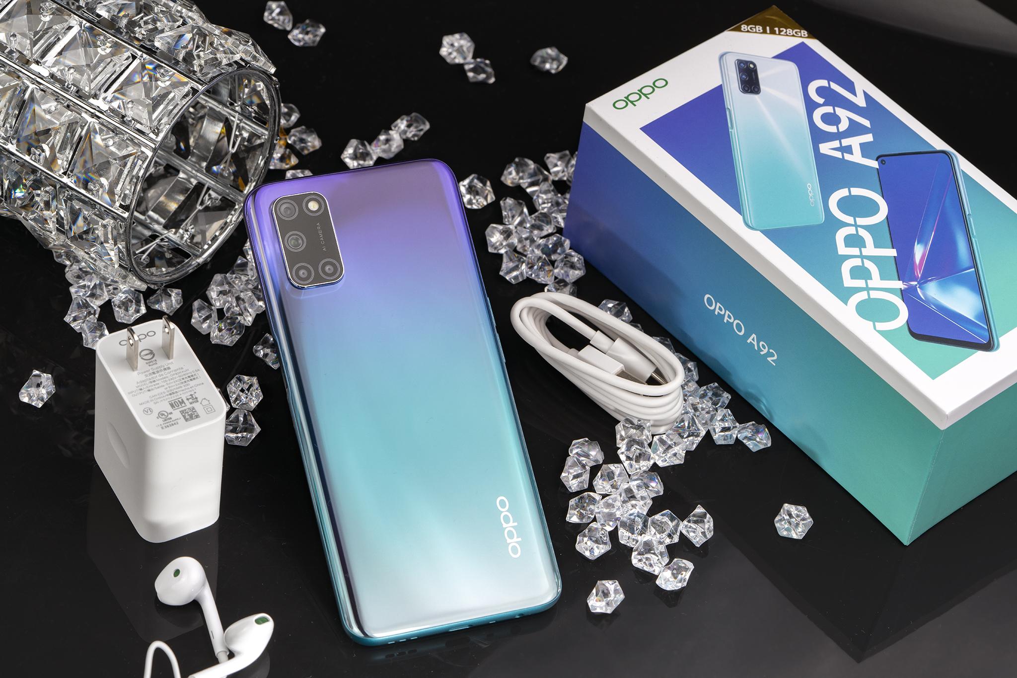 OPPO A92 thêm màu Tím Cá Tính, ghi điểm mạnh phân khúc điện thoại chụp ảnh đẹp dưới 7 triệu đồng - Ảnh 3.