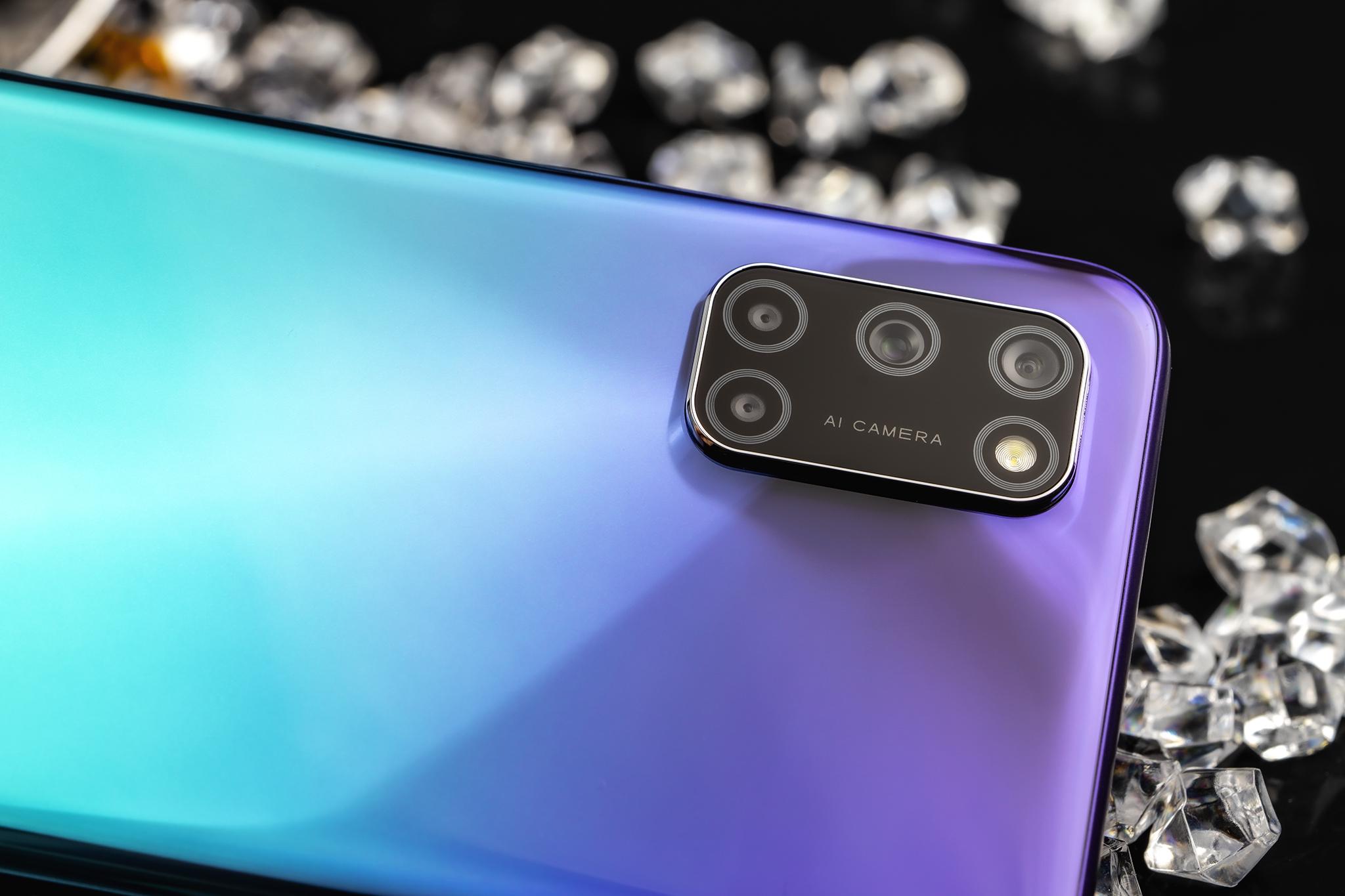 OPPO A92 thêm màu Tím Cá Tính, ghi điểm mạnh phân khúc điện thoại chụp ảnh đẹp dưới 7 triệu đồng - Ảnh 1.