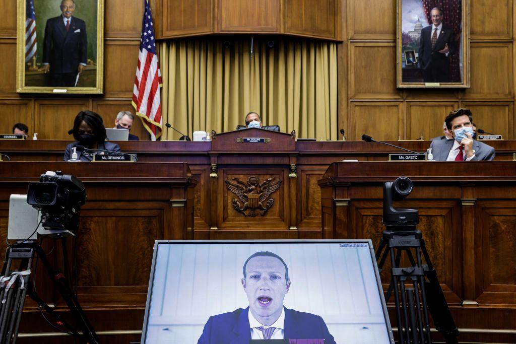 Mark Zuckerberg ra phiên điều trần chống độc quyền, lộ chiến lược thâu tóm Instagram trong quá khứ - Ảnh 1.