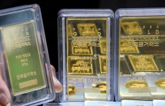Giá vàng hôm nay 30/7: Tăng 400.000 đồng/lượng, tiến sát trở lại mốc 58 triệu đồng/lượng - Ảnh 2.