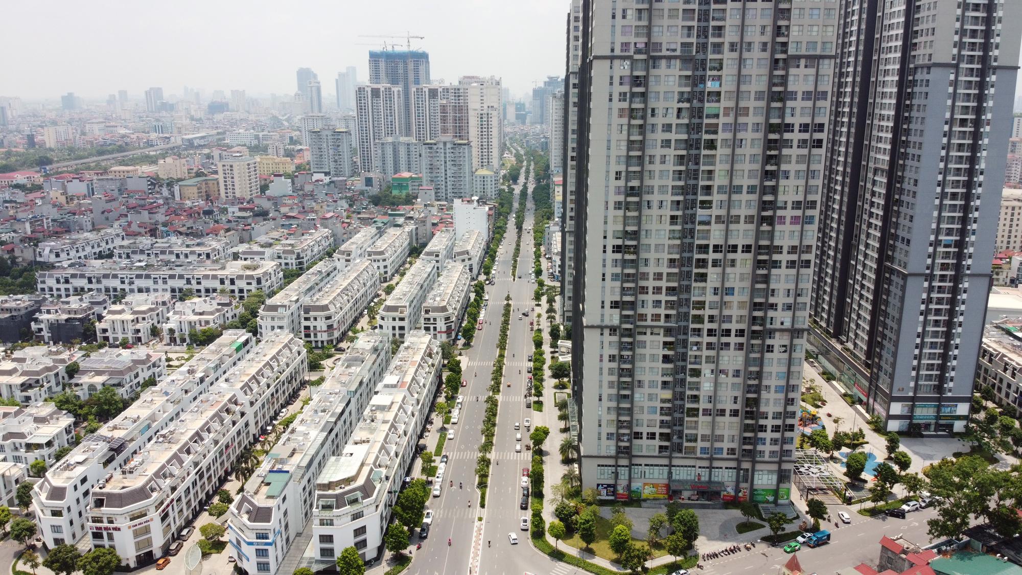 Ba đường sẽ mở theo qui hoạch ở phường Cầu Diễn, Nam Từ Liêm, Hà Nội - Ảnh 3.