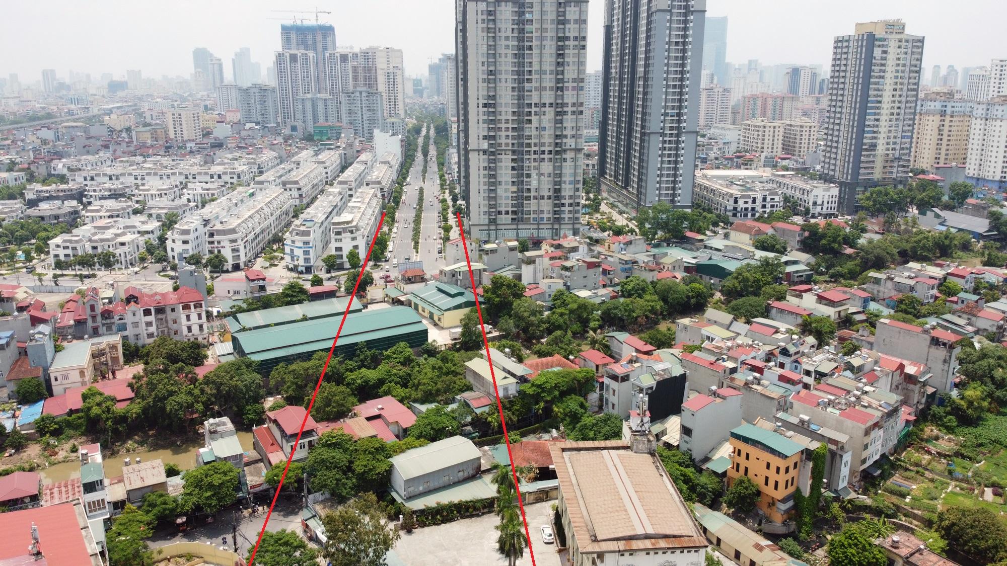 Ba đường sẽ mở theo qui hoạch ở phường Cầu Diễn, Nam Từ Liêm, Hà Nội - Ảnh 4.