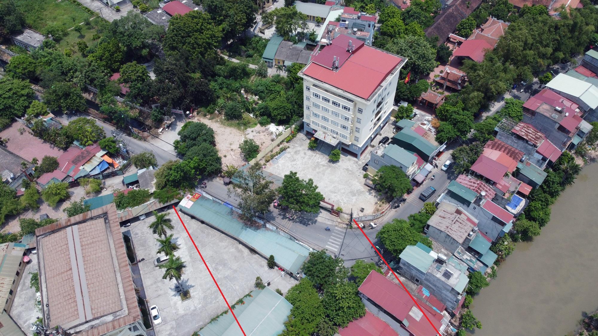 Ba đường sẽ mở theo qui hoạch ở phường Cầu Diễn, Nam Từ Liêm, Hà Nội - Ảnh 6.