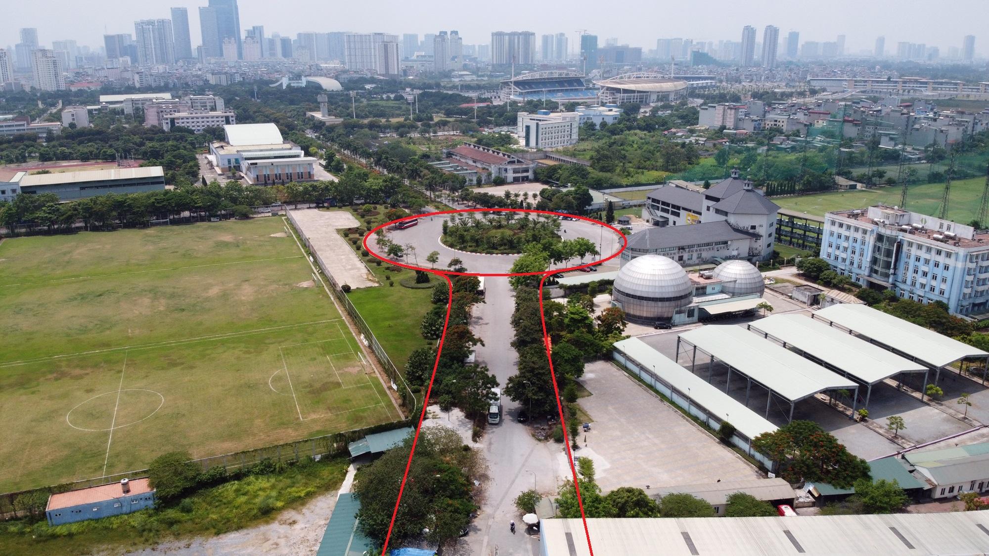 Ba đường sẽ mở theo qui hoạch ở phường Cầu Diễn, Nam Từ Liêm, Hà Nội - Ảnh 8.