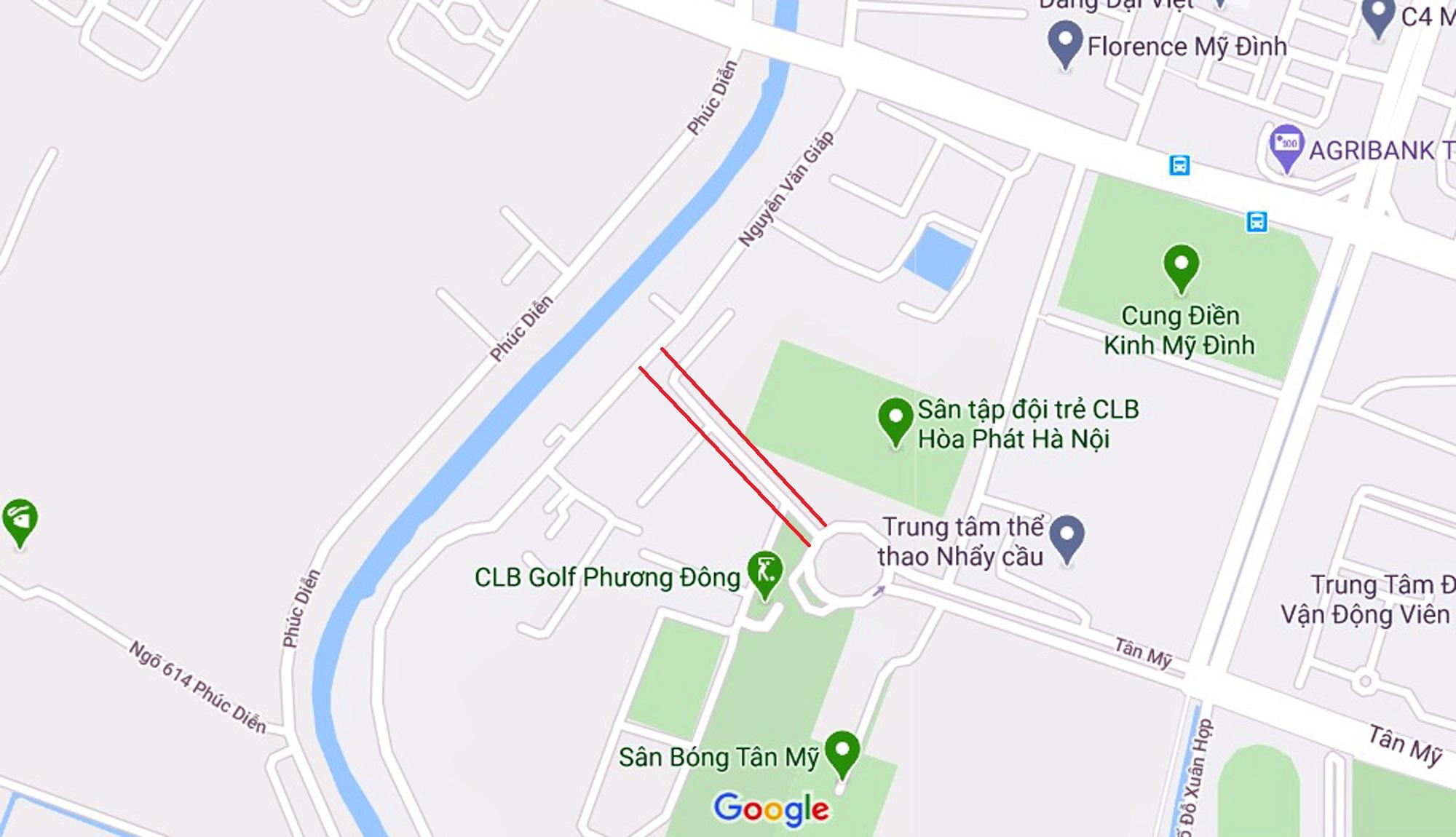 Ba đường sẽ mở theo qui hoạch ở phường Cầu Diễn, Nam Từ Liêm, Hà Nội - Ảnh 7.
