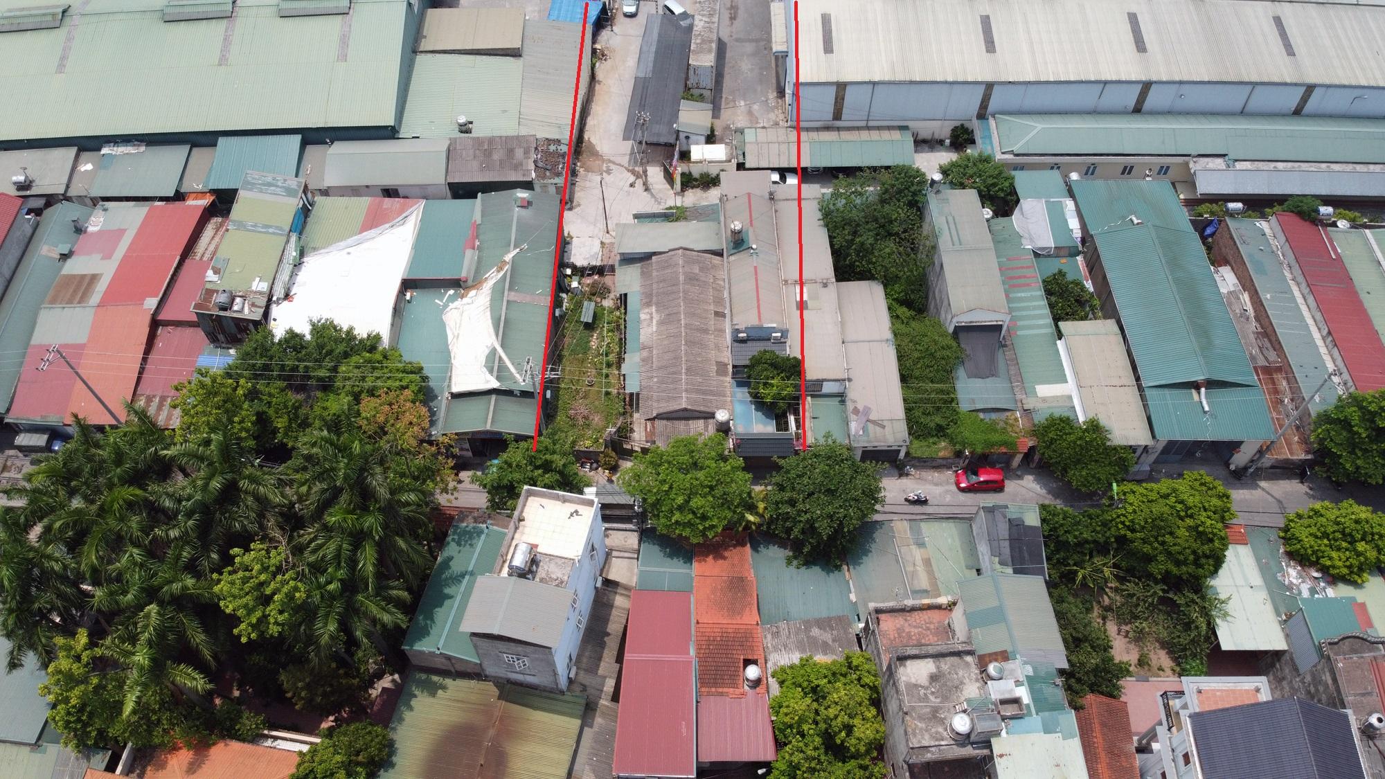 Ba đường sẽ mở theo qui hoạch ở phường Cầu Diễn, Nam Từ Liêm, Hà Nội - Ảnh 9.