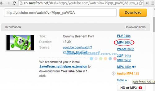 Cách tải video trên youtube và facebook về máy tính đơn giản - Ảnh 7.