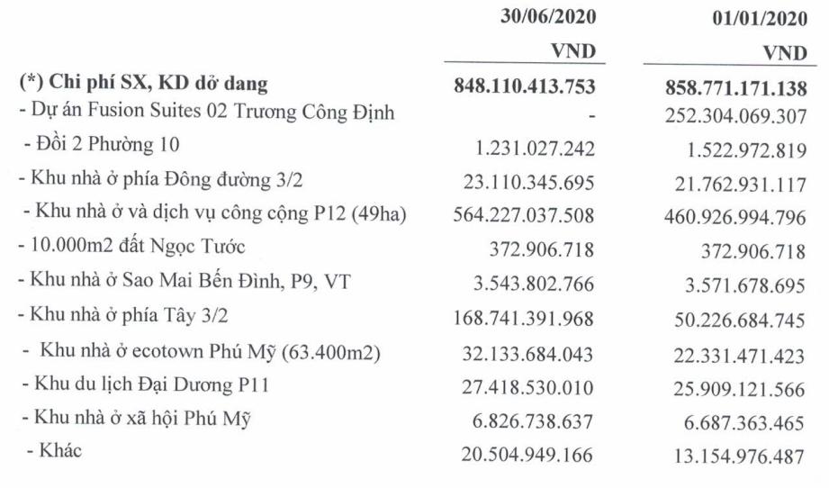 Chuyển nhượng một phần dự án nhà ở Vũng Tàu, Hodeco báo lãi quí II/2020 tăng trưởng - Ảnh 3.
