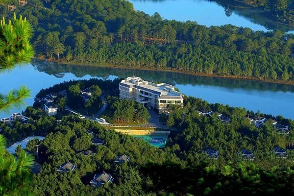 Review chi tiết khách sạn 5 sao Đà Lạt gần hồ Tuyền Lâm - Ảnh 10.