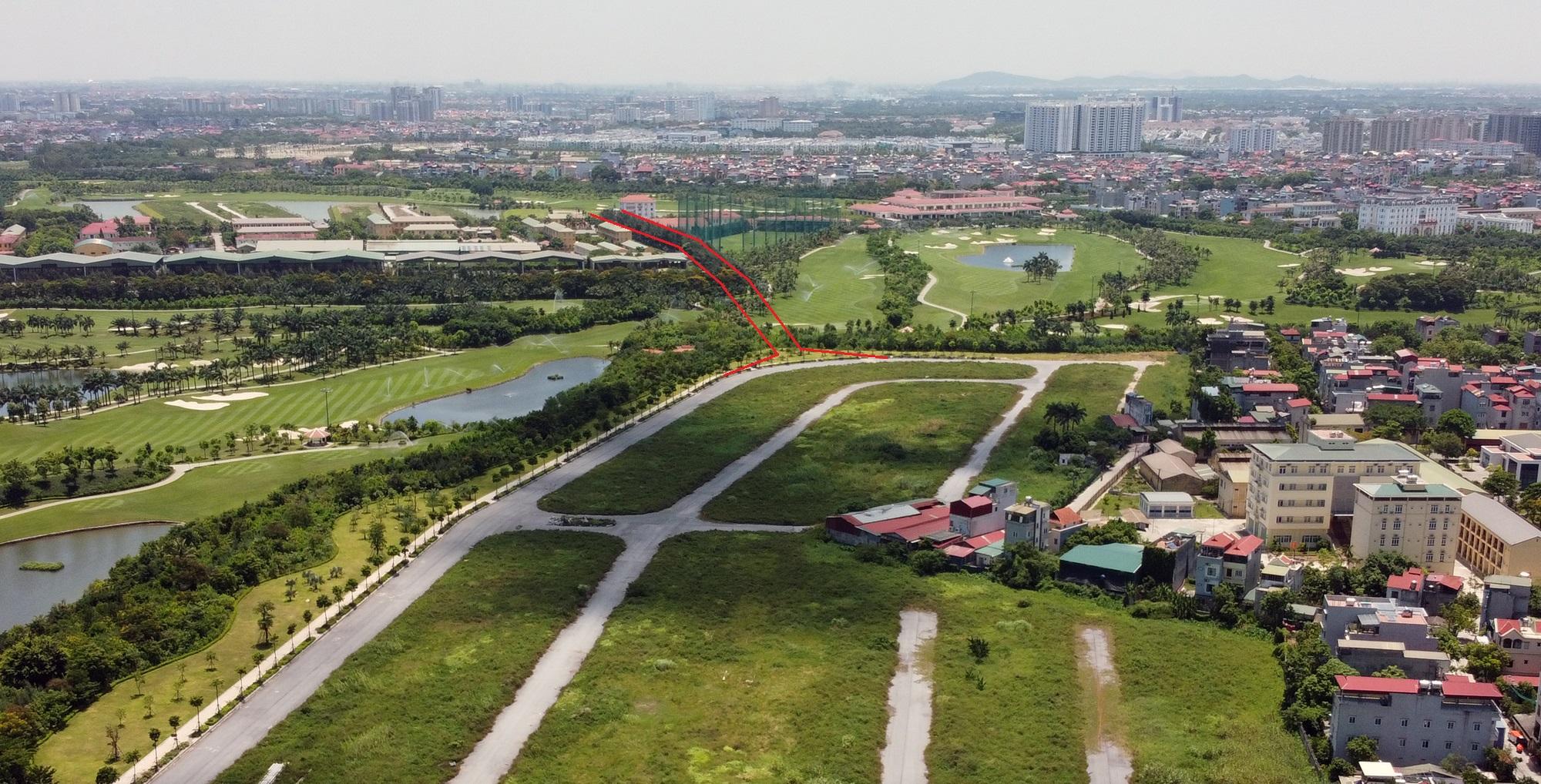 đường sẽ mở theo qui hoạch ở phường Phúc Đồng, Long Biên, Hà Nội - Ảnh 7.
