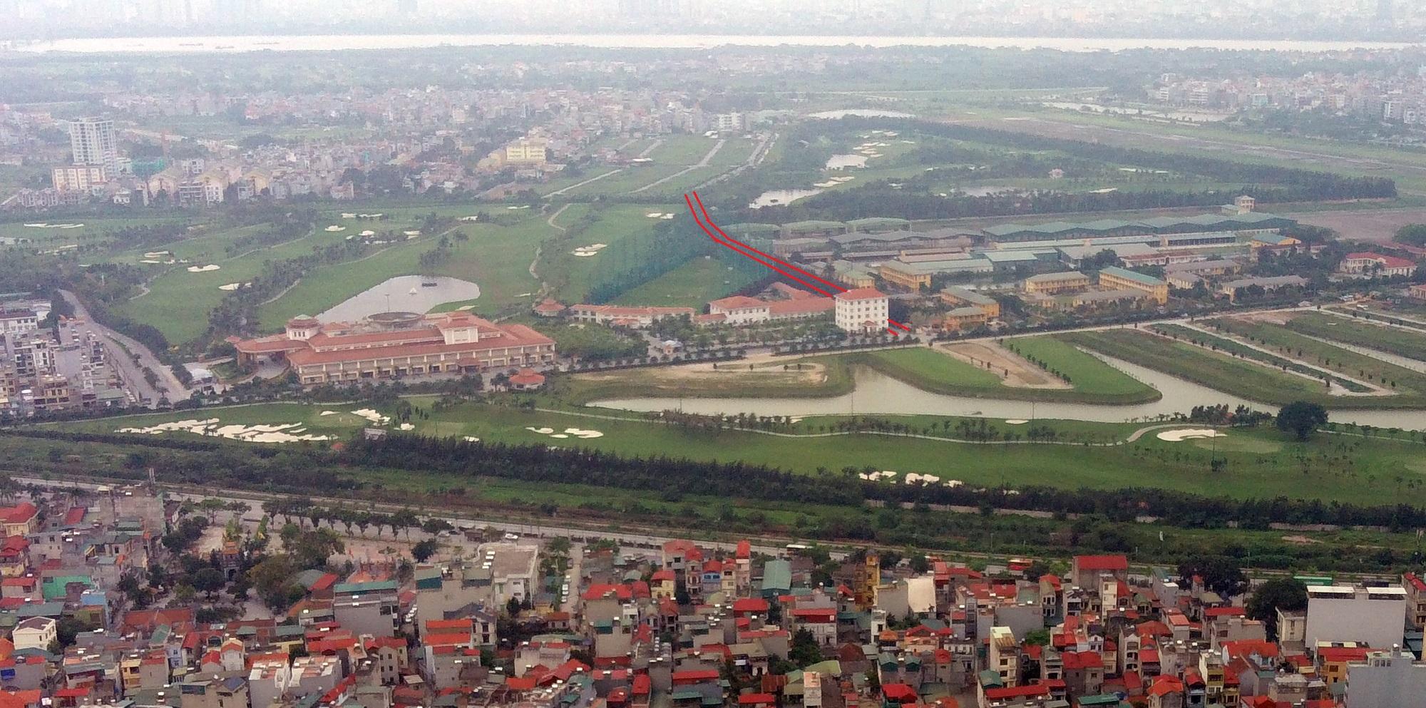 đường sẽ mở theo qui hoạch ở phường Phúc Đồng, Long Biên, Hà Nội - Ảnh 8.