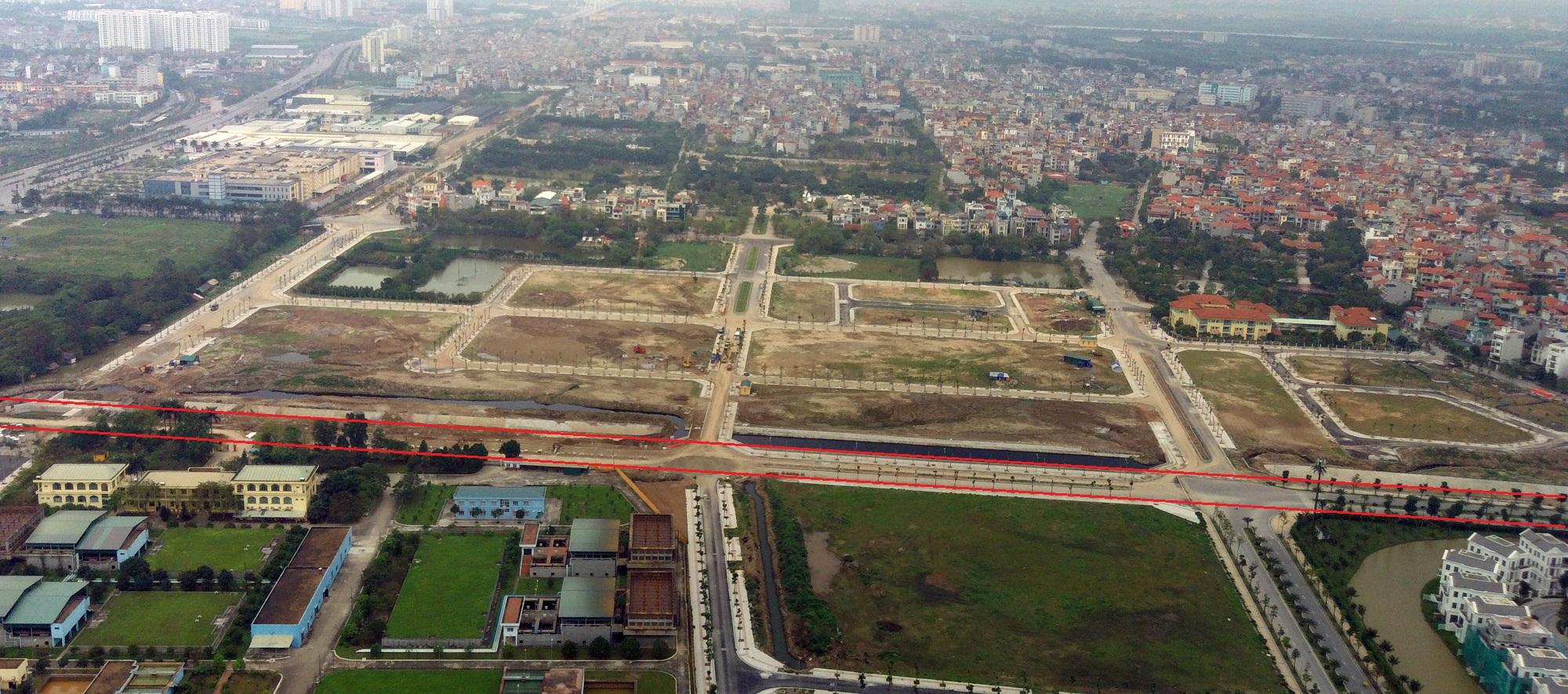 đường sẽ mở theo qui hoạch ở phường Phúc Đồng, Long Biên, Hà Nội - Ảnh 12.