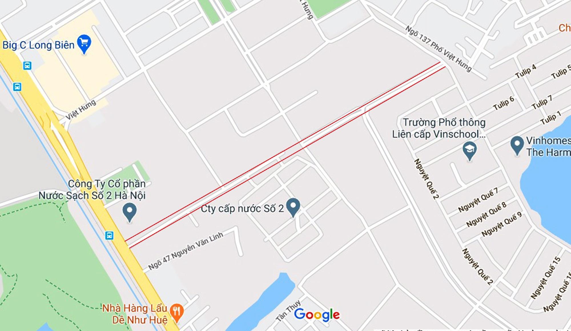 đường sẽ mở theo qui hoạch ở phường Phúc Đồng, Long Biên, Hà Nội - Ảnh 11.