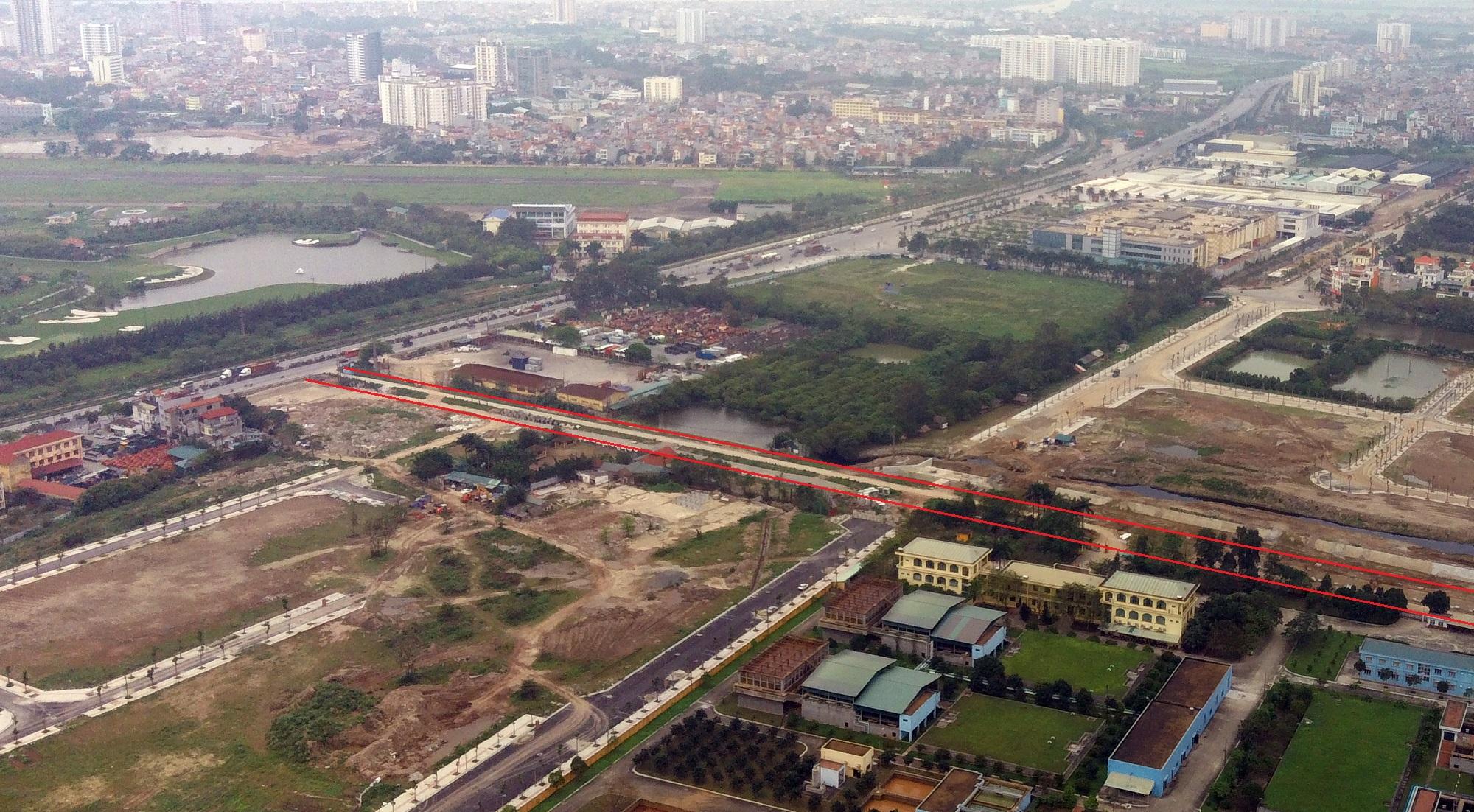 đường sẽ mở theo qui hoạch ở phường Phúc Đồng, Long Biên, Hà Nội - Ảnh 13.
