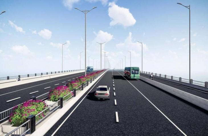 Hà Nội: Chuẩn bị triển khai dự án cầu Vĩnh Tuy giai đoạn 2 - Ảnh 3.