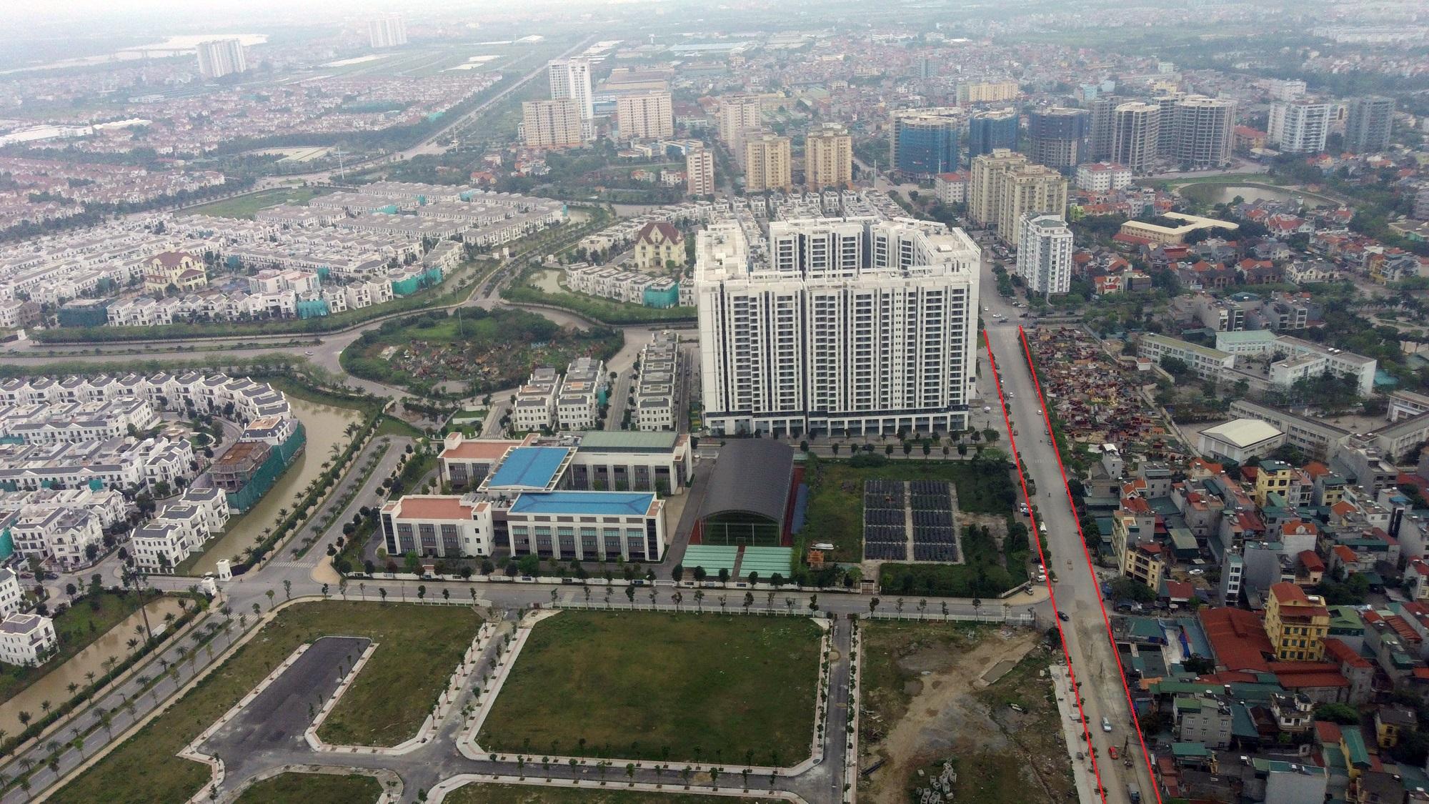 đường sẽ mở theo qui hoạch ở phường Phúc Đồng, Long Biên, Hà Nội - Ảnh 15.