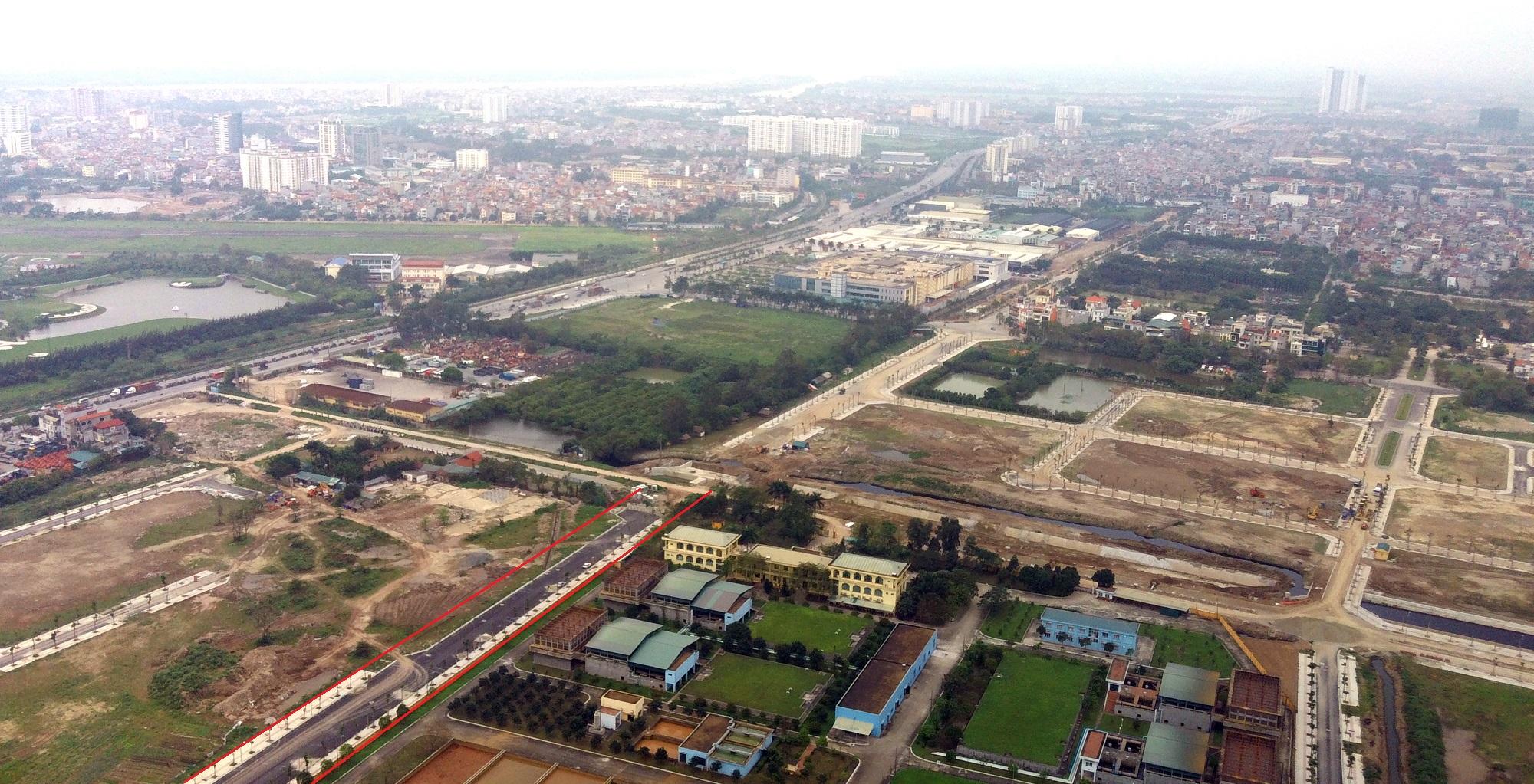 đường sẽ mở theo qui hoạch ở phường Phúc Đồng, Long Biên, Hà Nội - Ảnh 17.
