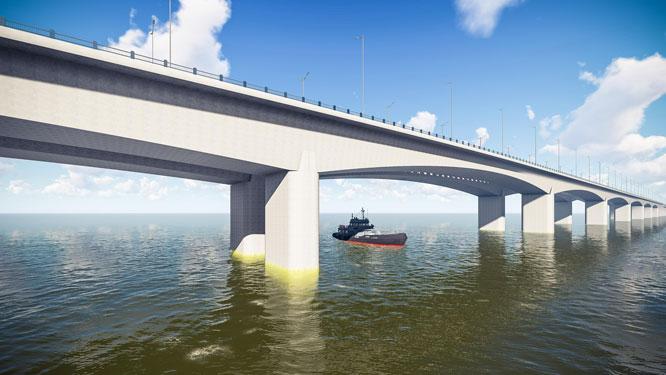 Hà Nội: Chuẩn bị triển khai dự án cầu Vĩnh Tuy giai đoạn 2 - Ảnh 1.